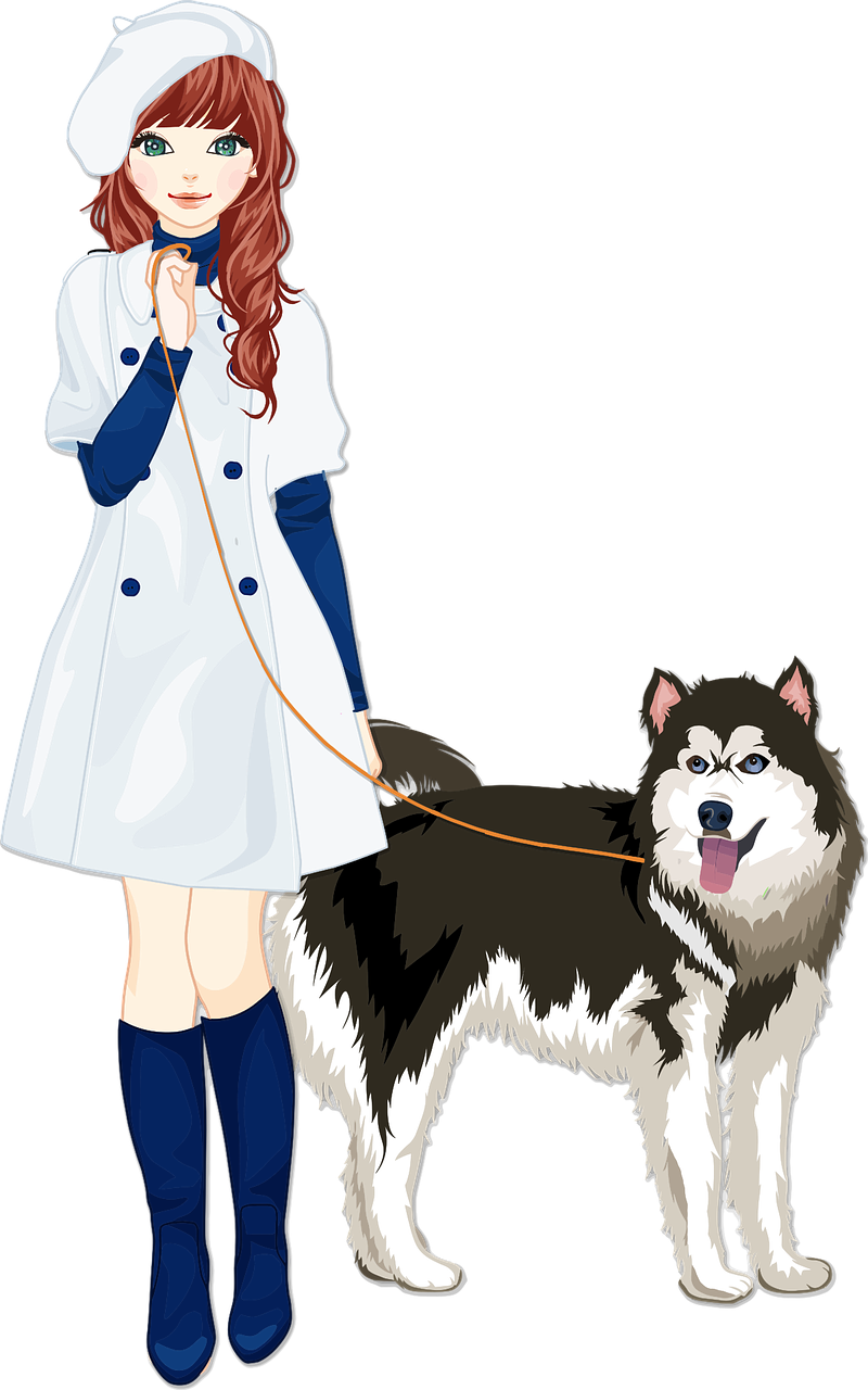 animal, canine, companion